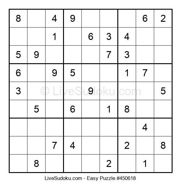 Beginners Puzzle #450618