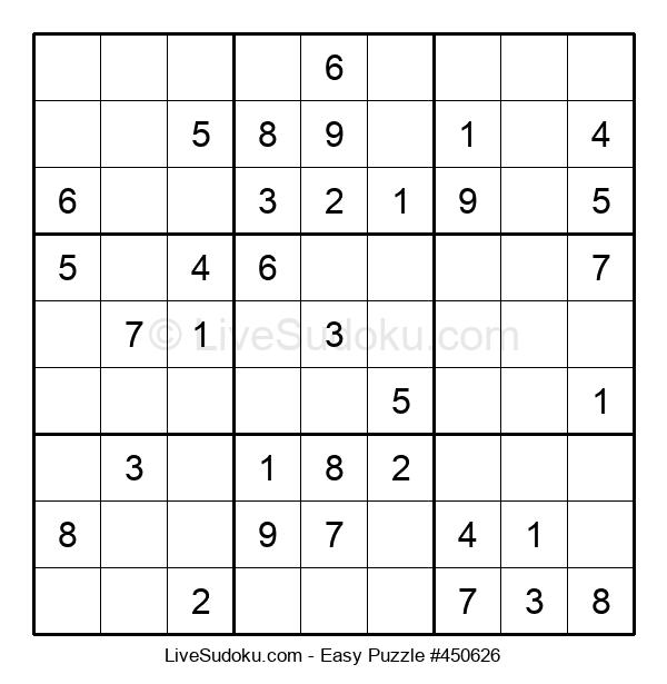 Beginners Puzzle #450626