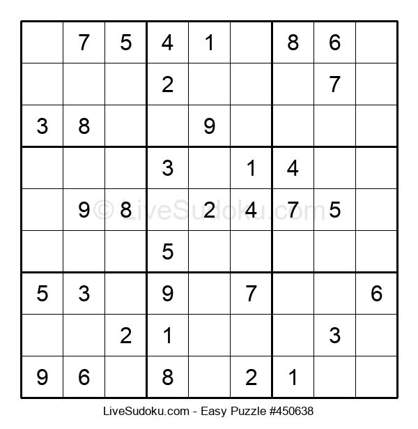 Beginners Puzzle #450638