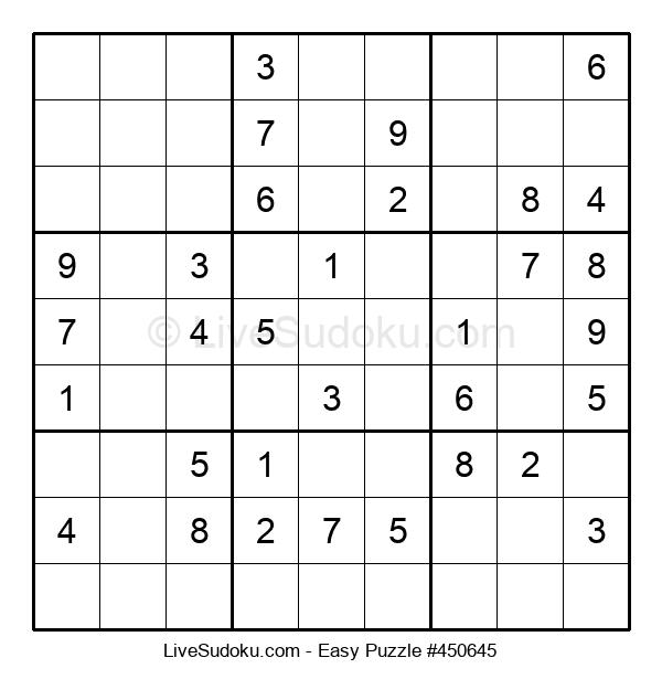 Beginners Puzzle #450645