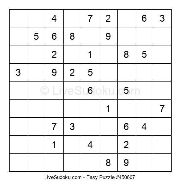 Beginners Puzzle #450667