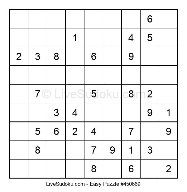 Beginners Puzzle #450669