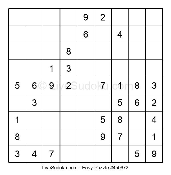 Beginners Puzzle #450672