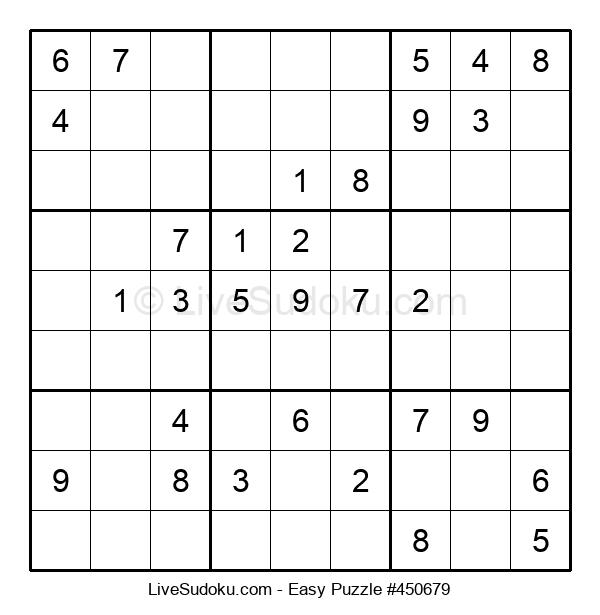 Beginners Puzzle #450679