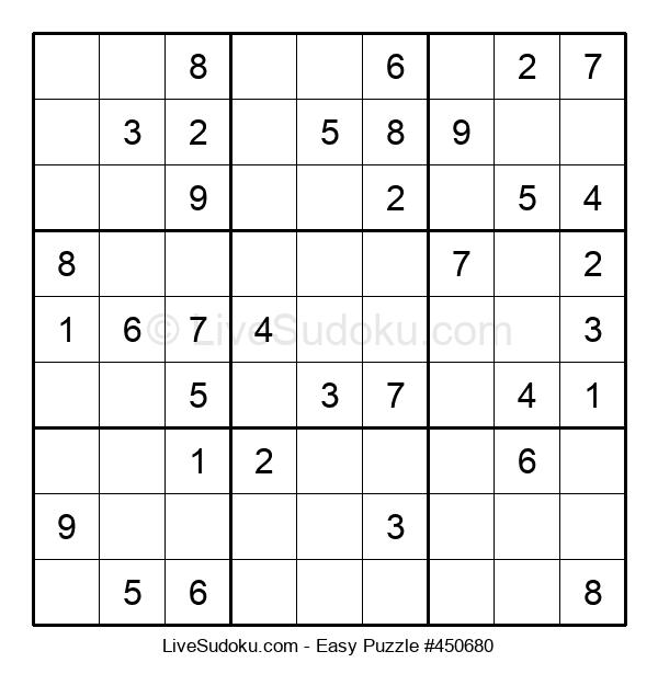 Beginners Puzzle #450680
