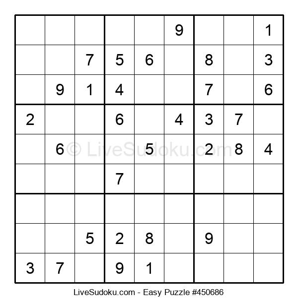 Beginners Puzzle #450686