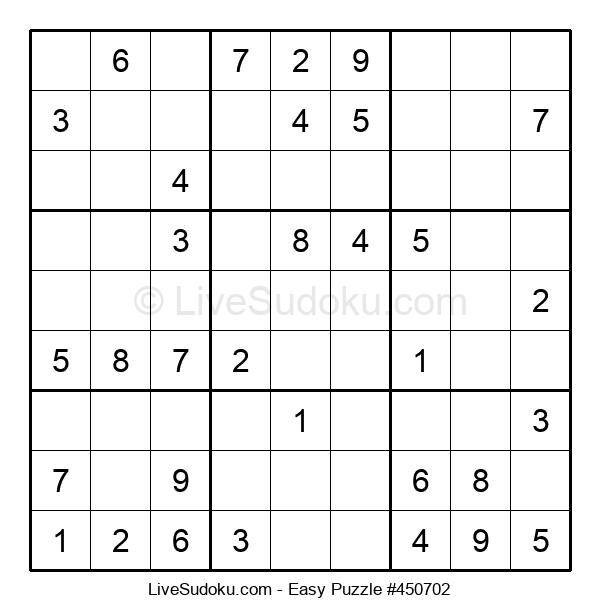 Beginners Puzzle #450702