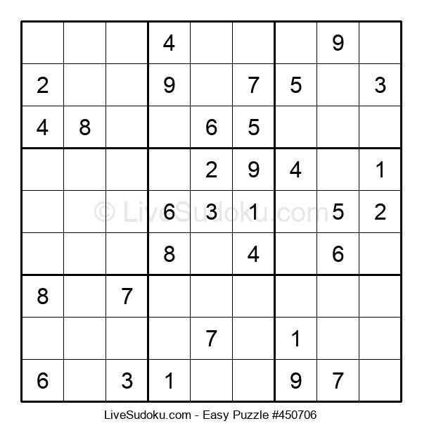 Beginners Puzzle #450706