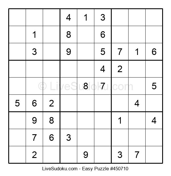 Beginners Puzzle #450710