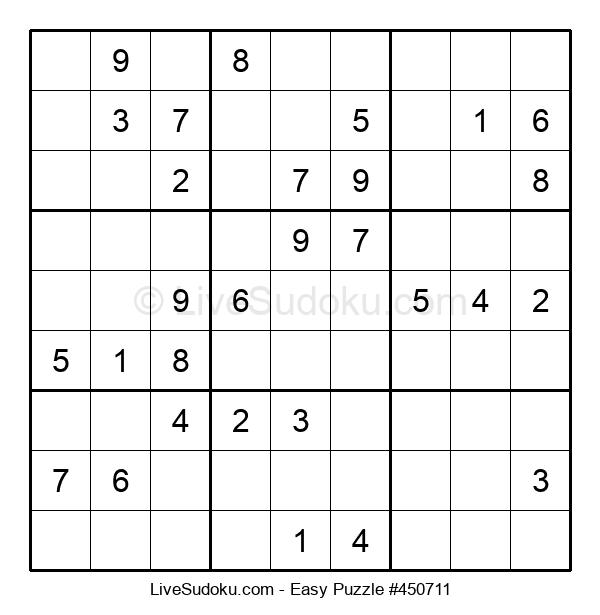 Beginners Puzzle #450711