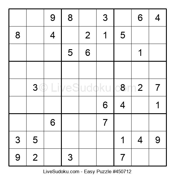 Beginners Puzzle #450712
