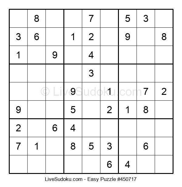 Beginners Puzzle #450717