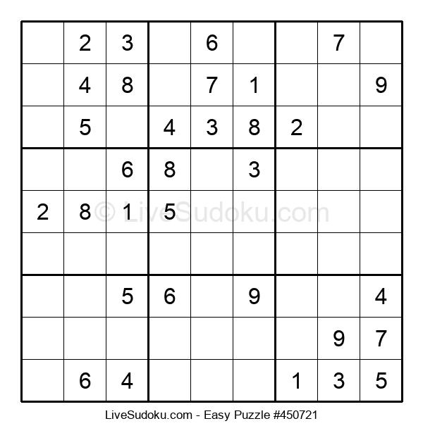 Beginners Puzzle #450721