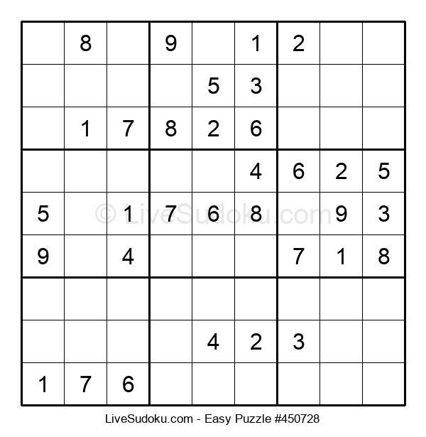 Beginners Puzzle #450728