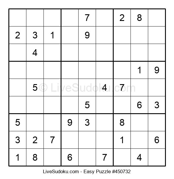 Beginners Puzzle #450732