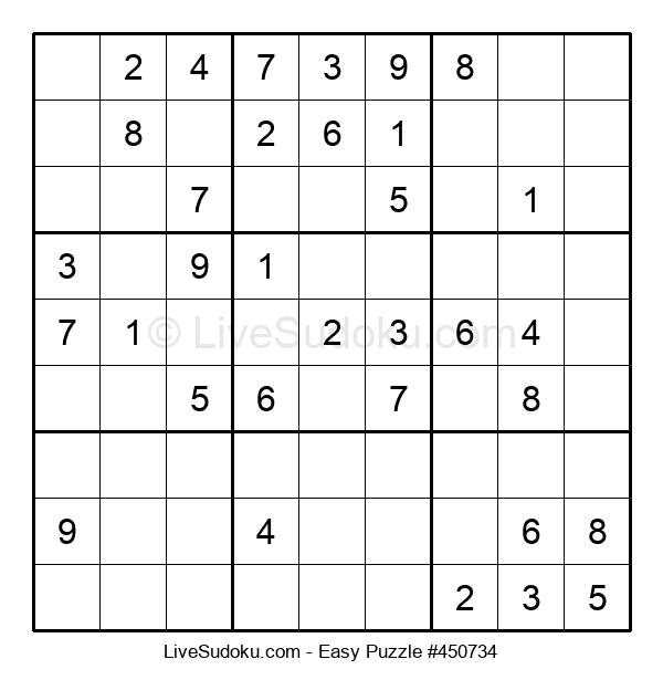 Beginners Puzzle #450734