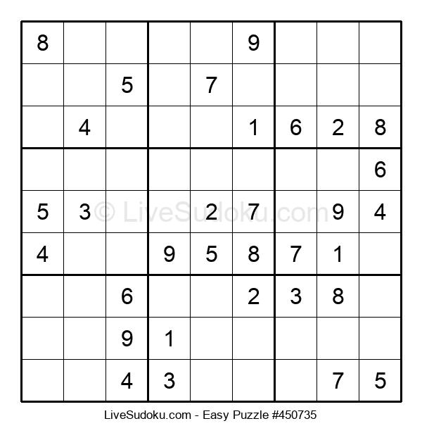 Beginners Puzzle #450735
