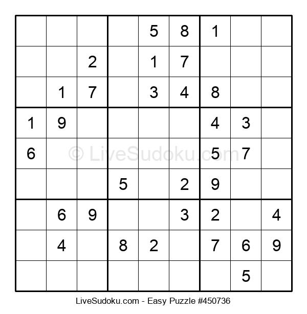 Beginners Puzzle #450736