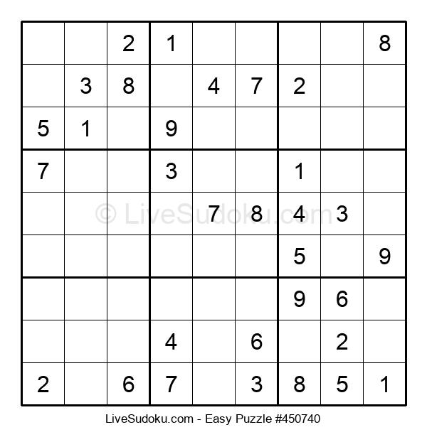 Beginners Puzzle #450740