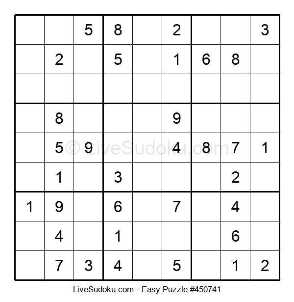 Beginners Puzzle #450741