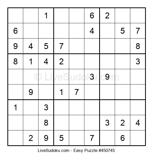 Beginners Puzzle #450745