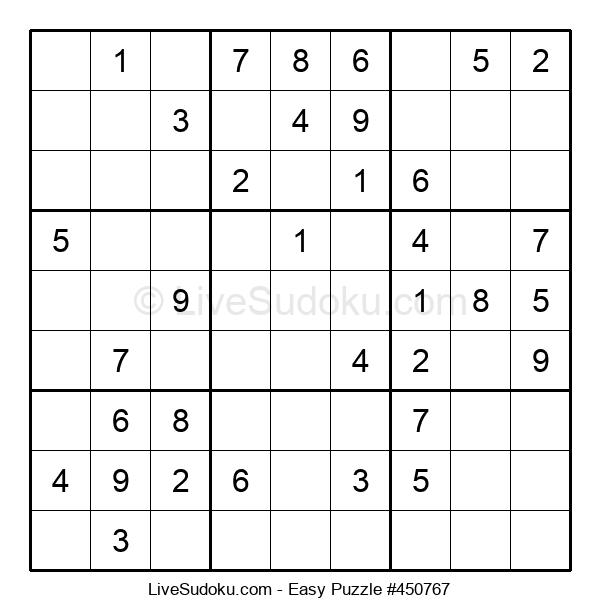 Beginners Puzzle #450767