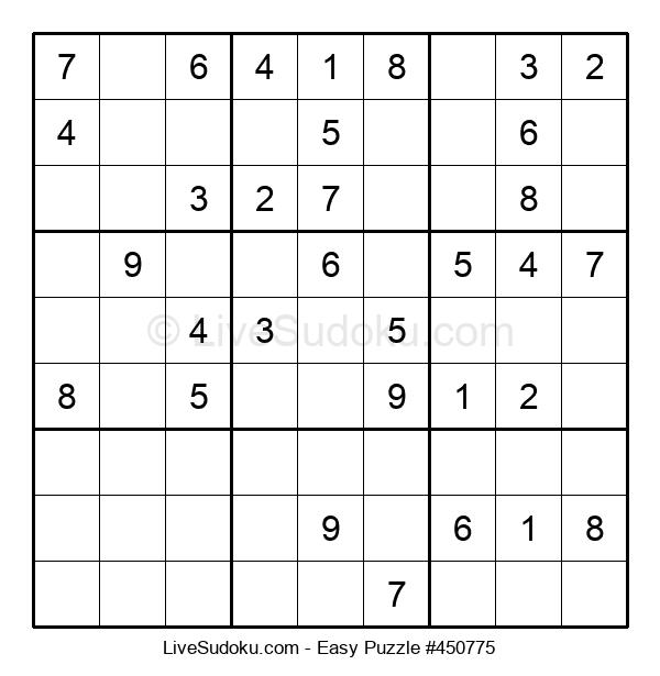 Beginners Puzzle #450775