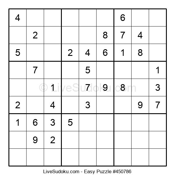 Beginners Puzzle #450786