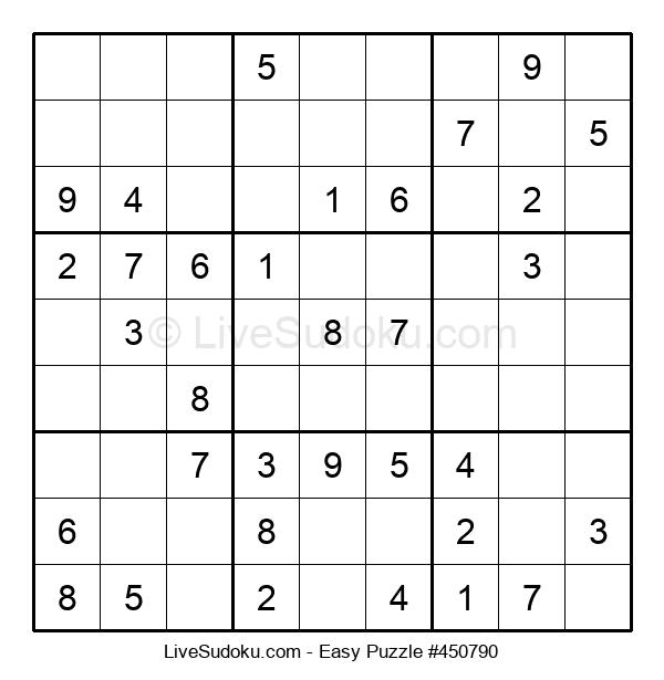 Beginners Puzzle #450790
