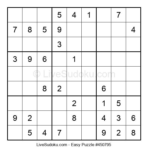 Beginners Puzzle #450795