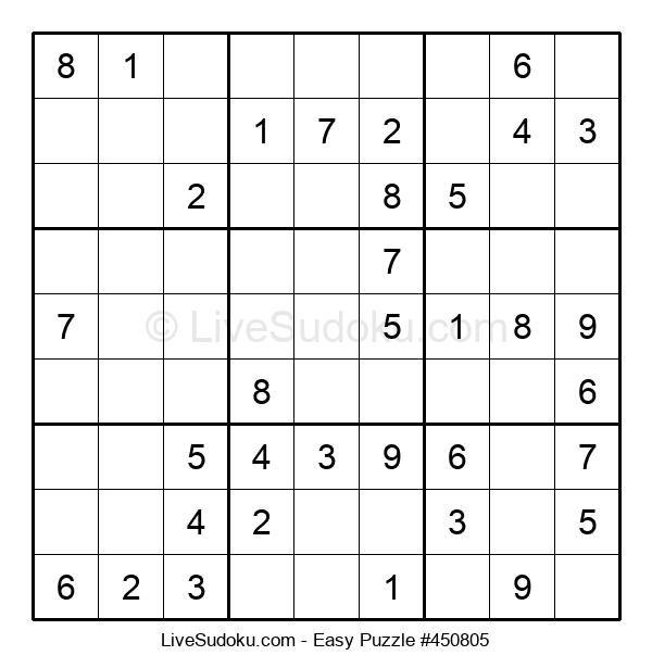 Beginners Puzzle #450805