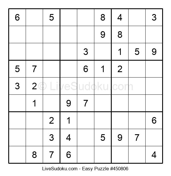 Beginners Puzzle #450806