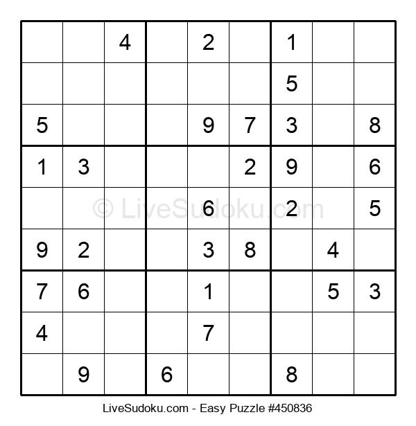 Beginners Puzzle #450836