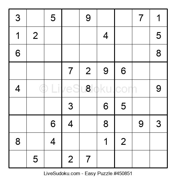 Beginners Puzzle #450851