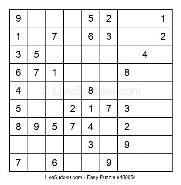 Beginners Puzzle #450854