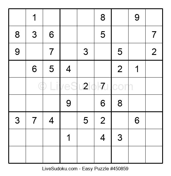 Beginners Puzzle #450859