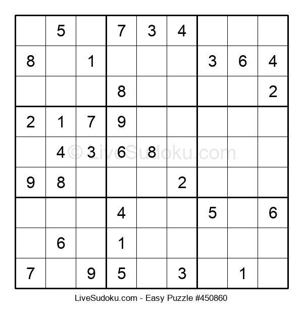 Beginners Puzzle #450860