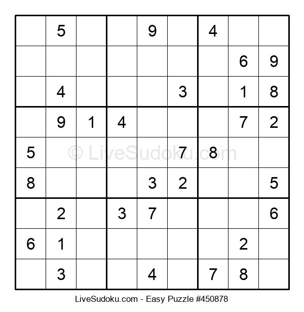 Beginners Puzzle #450878