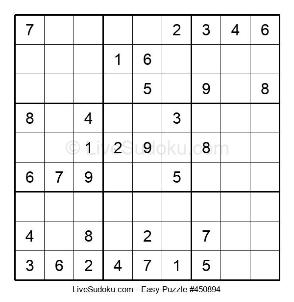 Beginners Puzzle #450894