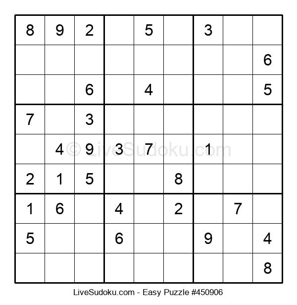 Beginners Puzzle #450906