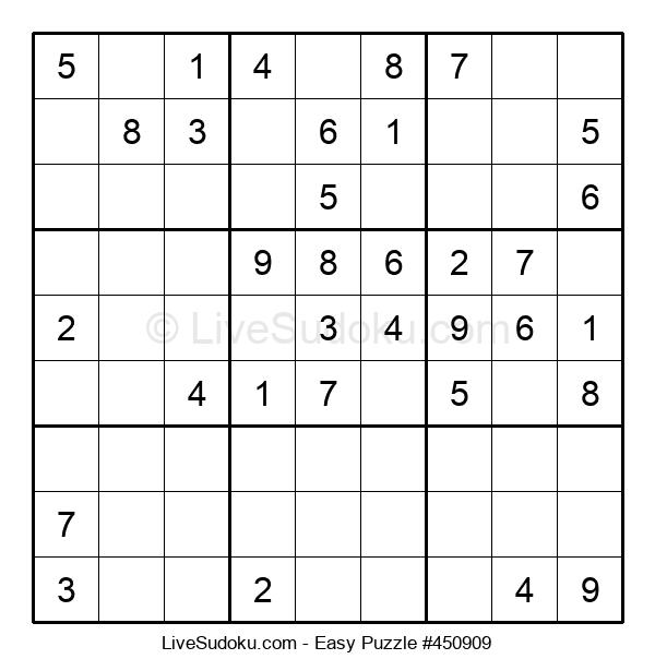 Beginners Puzzle #450909