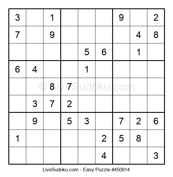 Beginners Puzzle #450914