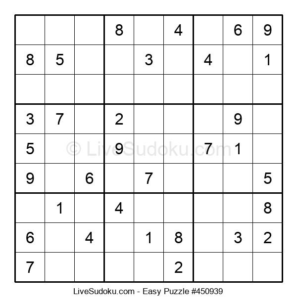 Beginners Puzzle #450939