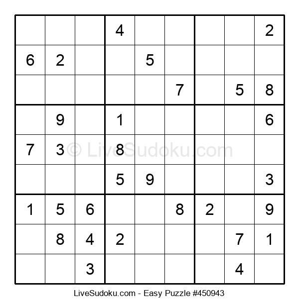 Beginners Puzzle #450943