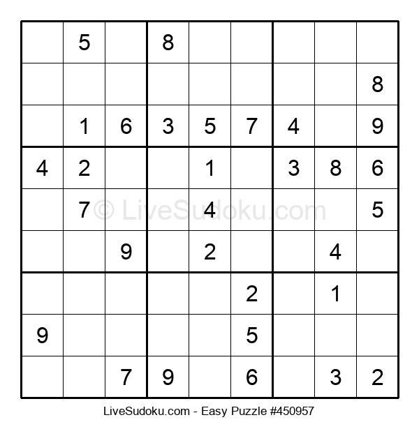 Beginners Puzzle #450957