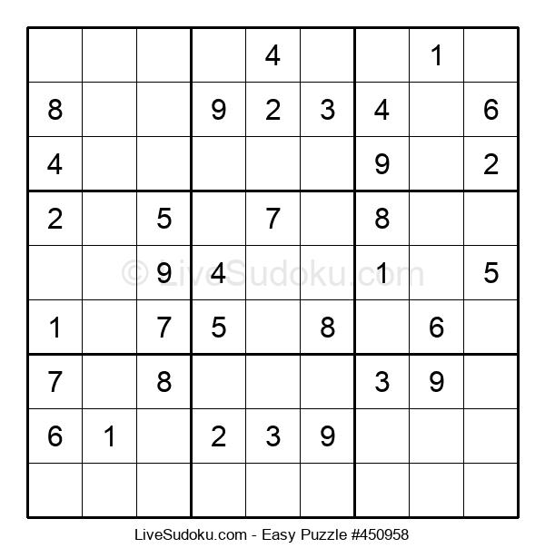 Beginners Puzzle #450958