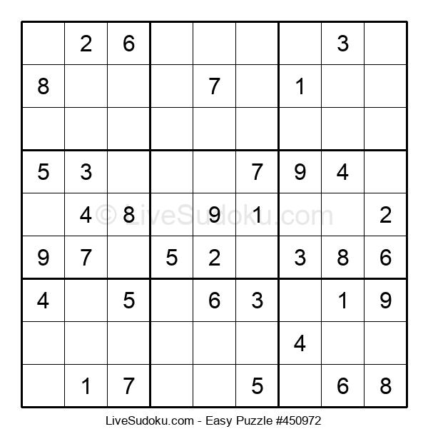 Beginners Puzzle #450972