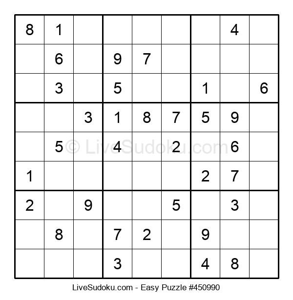 Beginners Puzzle #450990