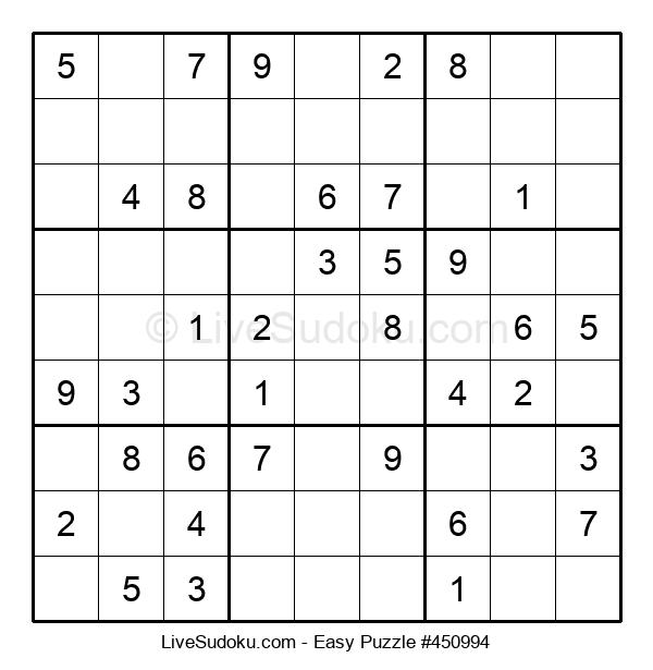 Beginners Puzzle #450994