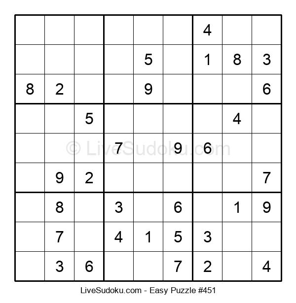Beginners Puzzle #451